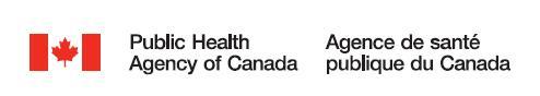 Logo Agence de santé publique du Canada