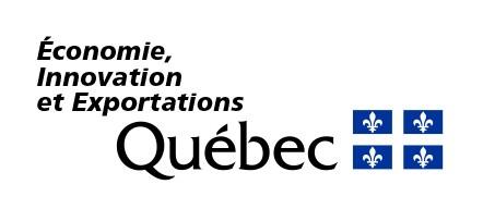 Logo Ministère de l'Économie, Innovation et Exportation