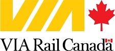 Logo Via Rail Canada