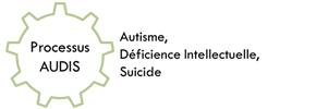 logo Processus AUDIS autisme déficience intellectuelle suicide