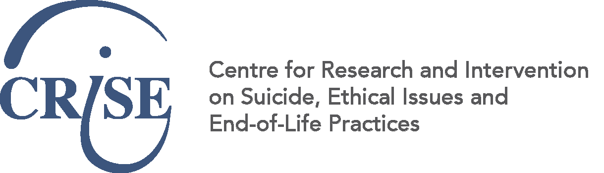 Logo of CRISE research centre at UQAM